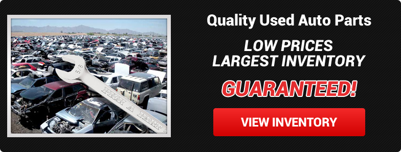 Used Auto Parts And Cheap Car Parts In Phoenix Az Pick A